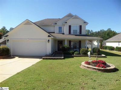 Simpsonville Single Family Home For Sale: 5 Gibby