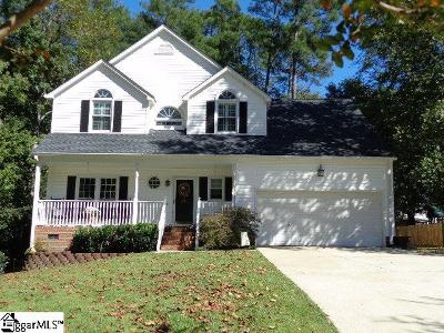 Simpsonville Single Family Home For Sale: 219 Neely Crossing