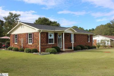 Inman Single Family Home For Sale: 935 Rainbow Lake