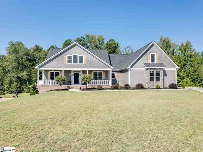 Greer Single Family Home For Sale: 216 Clearridge
