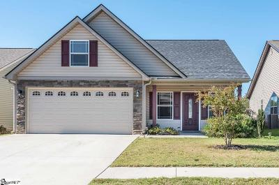 Boiling Springs Single Family Home For Sale: 740 Bankston