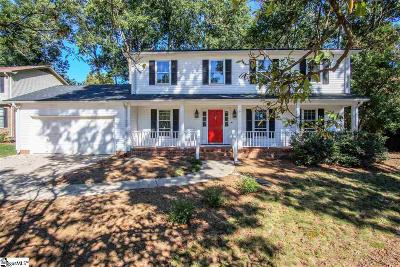 Greenville County Single Family Home For Sale: 112 Terrence