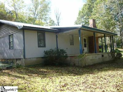 Easley Single Family Home For Sale: 127 Mlj Summit