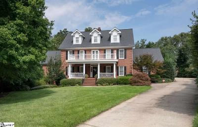 Greenville County Single Family Home For Sale: 10 Hitchcock