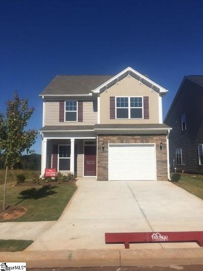 Boiling Springs Single Family Home For Sale: 191 Eventine