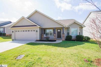 Piedmont Single Family Home For Sale: 114 Corinth