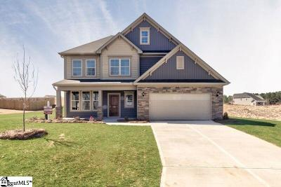Inman Single Family Home For Sale: 326 Swift Water