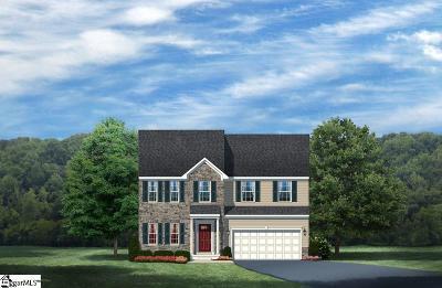Piedmont Single Family Home For Sale: 77 Vicksburg