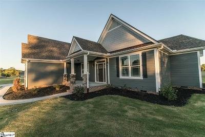 Greer Single Family Home Contingency Contract: 2143 Edwards Lake #Lot 8