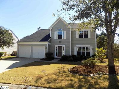 Greenville County Single Family Home For Sale: 100 Ambrose