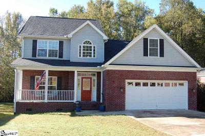 Piedmont Single Family Home For Sale: 109 Meadow Green