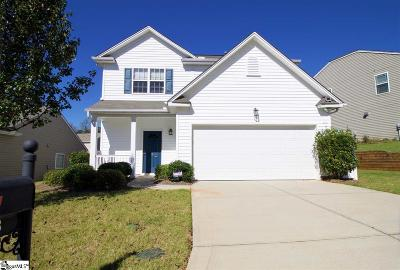 Greenville County Single Family Home For Sale: 8 Affirmed