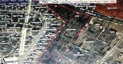Simpsonville Residential Lots & Land For Sale: 3005 E Georgia