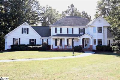 Simpsonville Single Family Home For Sale: 320 Viburnum