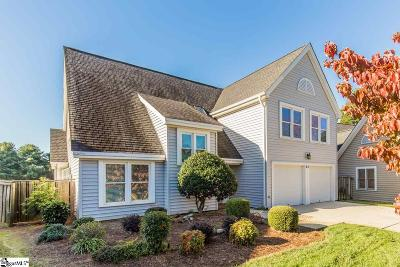 Simpsonville Single Family Home For Sale: 98 Forest Lake