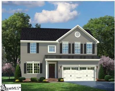 Piedmont Single Family Home For Sale: 63 Vicksburg