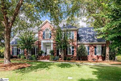 Greenville Single Family Home For Sale: 6 Chipping