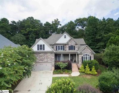 Simpsonville Single Family Home For Sale: 219 Waverly Hall