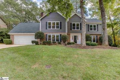 Sugar Creek Single Family Home For Sale: 315 Hunting Hill