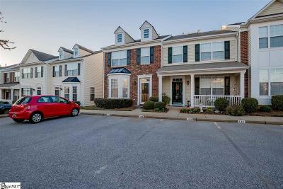 Mauldin Condo/Townhouse Contingency Contract: 132 Bumble