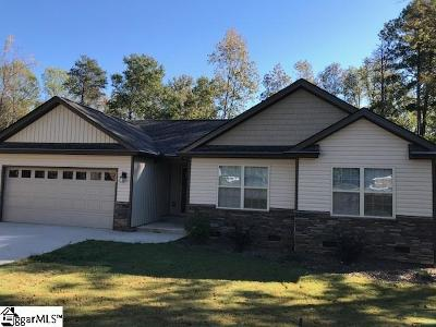 Boiling Springs Single Family Home For Sale: 202 Laurelwood