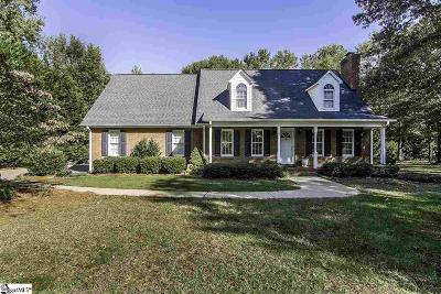 Boiling Springs Single Family Home For Sale: 113 Wild Cherry