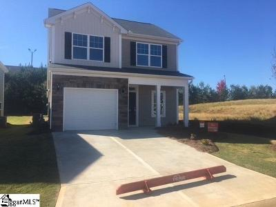 Boiling Springs Single Family Home For Sale: 158 Eventine