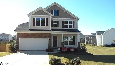 Boiling Springs Single Family Home For Sale: 322 Marble
