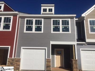 Simpsonville Condo/Townhouse For Sale: 22 Timber Oak