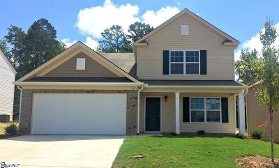 Piedmont Single Family Home For Sale: 109 Willow Grove