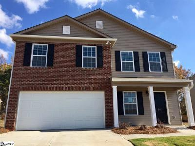 Piedmont Single Family Home For Sale: 203 Willow Grove