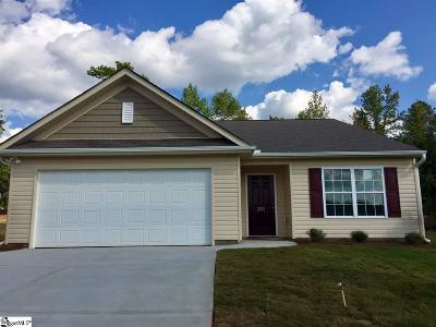Piedmont Single Family Home For Sale: 207 Willow Grove