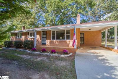 Piedmont Single Family Home Contingency Contract: 304 Highway 17