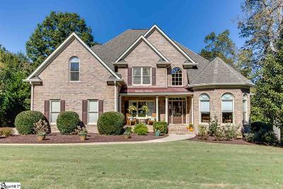 Greer Single Family Home For Sale: 11 Avens Hill