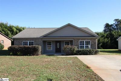 Greenville County Single Family Home For Sale: 14 Katie