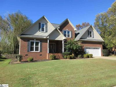 Greenville County Single Family Home Contingency Contract: 204 Brushy Meadows