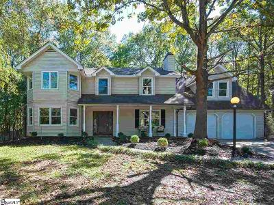 Mauldin Single Family Home Contingency Contract: 1 Tripbrook