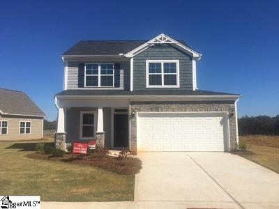 Boiling Springs Single Family Home For Sale: 159 Eventine