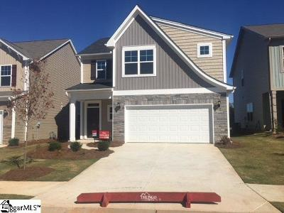 Boiling Springs Single Family Home For Sale: 195 Eventine