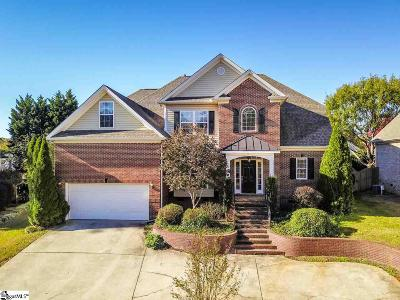 Simpsonville Single Family Home Contingency Contract: 604 Chaulk Hill