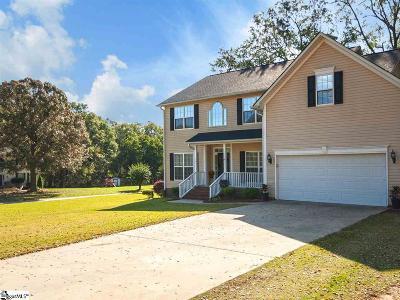 Piedmont Single Family Home For Sale: 101 Quail