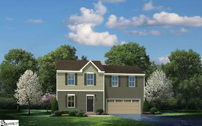 Greenville County Single Family Home For Sale: 28 Maplestead Farms
