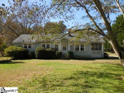 Easley Single Family Home For Sale: 519 Rice
