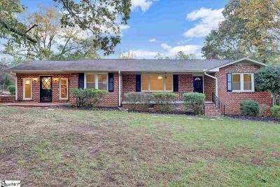 Piedmont Single Family Home Contingency Contract: 106 Ross