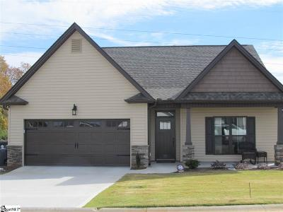 Piedmont Single Family Home Contingency Contract: 224 Laurel Trace