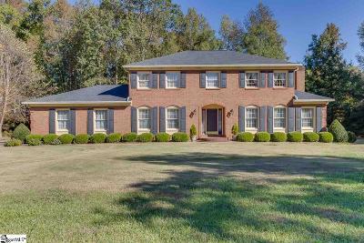 Simpsonville Single Family Home For Sale: 226 Oak Meadow