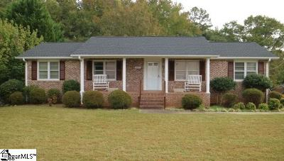 Single Family Home For Sale: 307 Chick Springs