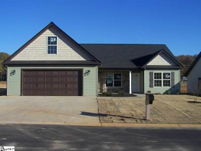 Simpsonville Single Family Home For Sale: 462 Peaksview