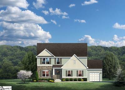 Fountain Inn Single Family Home For Sale: 136 Village Vista