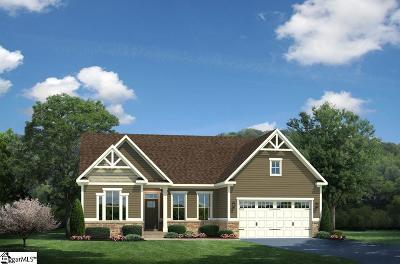 Fountain Inn Single Family Home For Sale: 126 Village Vista